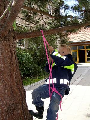Evang kindergarten abenteuerland voll dabei und for Raumgestaltung partizipation